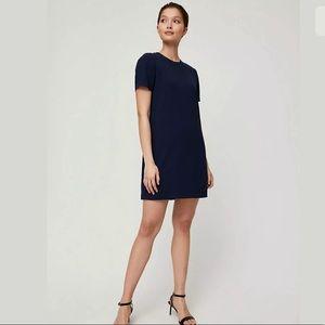 Aritzia Babaton Patricio crepe dress sz 2